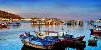 Tìm về yên bình khi đặt chân đến đảo Bích Đầm Nha Trang