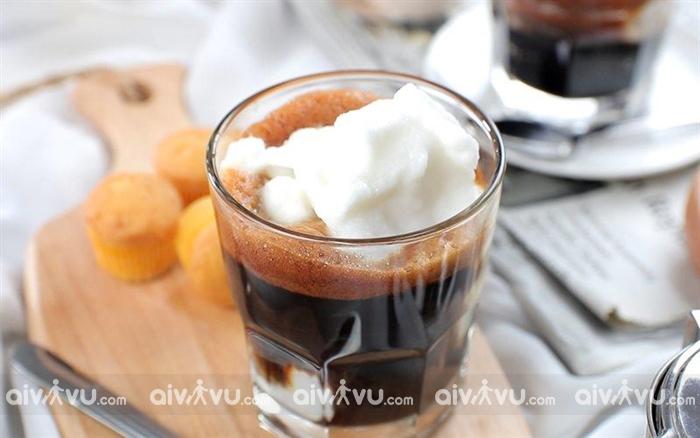 Cong Caphe quán cafe cốt dừa ngon được yêu thích tại Hà Nội
