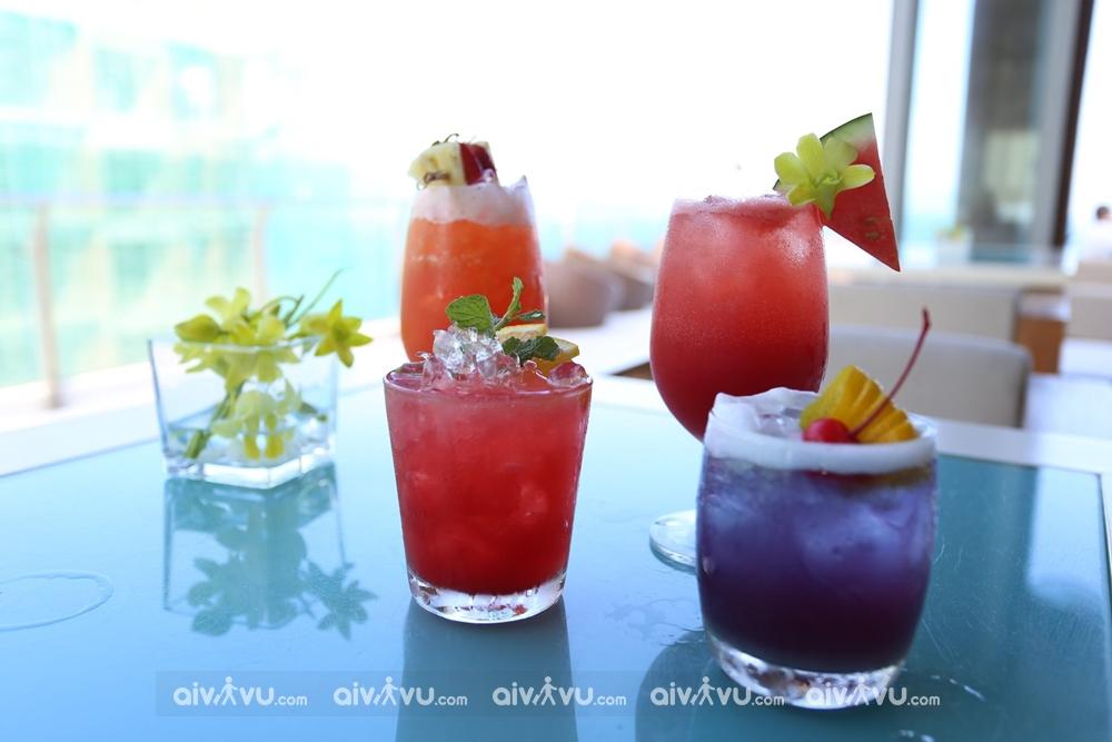 Nước uống tại A La Carte Đà Nẵng