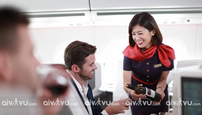 Thông tin hạng ghế của Hongkong Airlines
