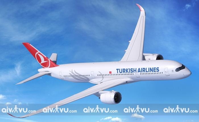 Kinh nghiệm mua vé máy bay Turkish Airlines giá rẻ