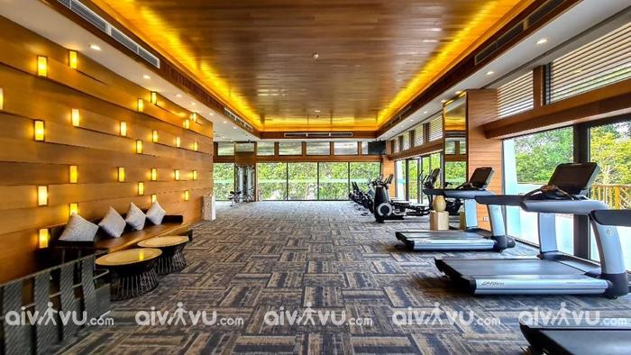 Phòng tập Gym Vin Oasis Phú Quốc