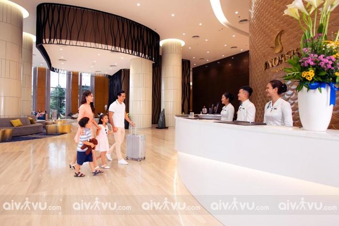 Sảnh Vin Oasis Phú Quốc
