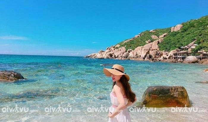 Đảo Hòn Lớn Nha Trang có gì chơi?