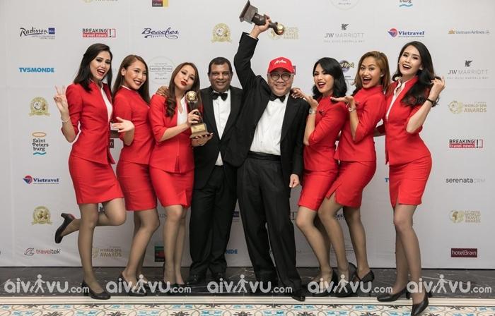 Hãng hàng không Air Asia có tốt không?