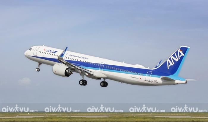 All Nippon Airways mở bán vé máy bay đi Mỹ/ Canada từ Hồ Chí Minh