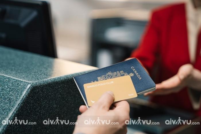 Các sân bay đủ điều kiện hỗ trợ Làm thủ tục trực tuyến?