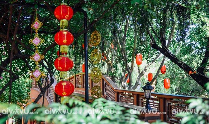 Cầu Tam Tạng tại chùa Nam Sơn