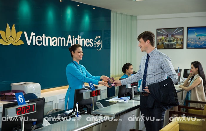 Hoàn đổi vé máy bay Vietnam Airlines nội địa do ảnh hưởng covid – 19