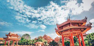 Chùa Nam Sơn Đà Nẵng ngôi chùa sở hữu kiến trúc ấn tượng