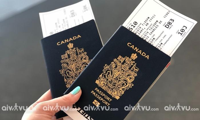Chuẩn bị các loại giấy tờ cần thiết cho chuyến đi