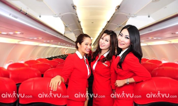 Đội bay và mạng lưới đường bay Air Asia