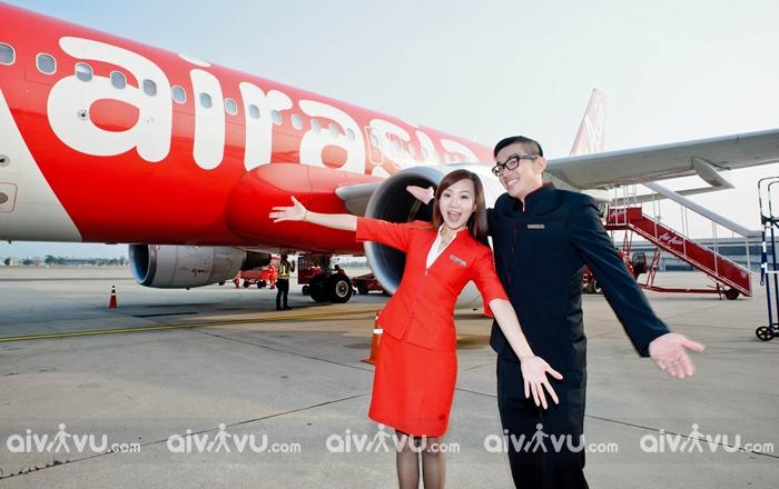 Giới thiệu hãng hàng không Air Asia