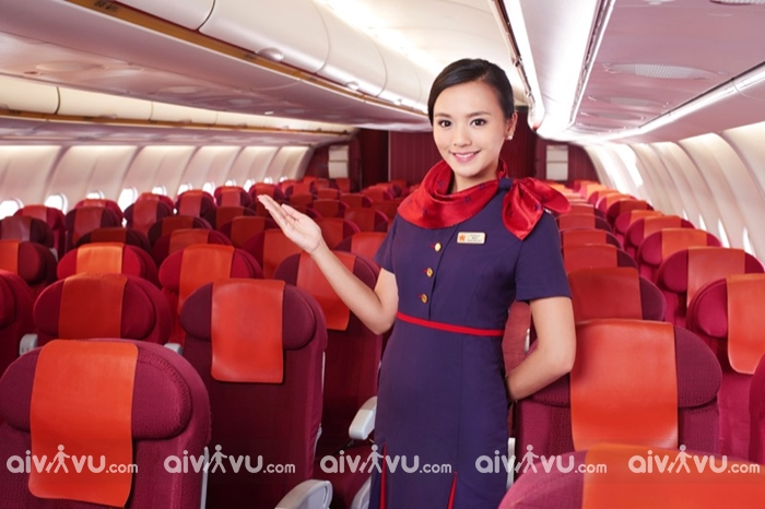 Hướng dẫn làm thủ tục lên máy bay Hong Kong Airlines