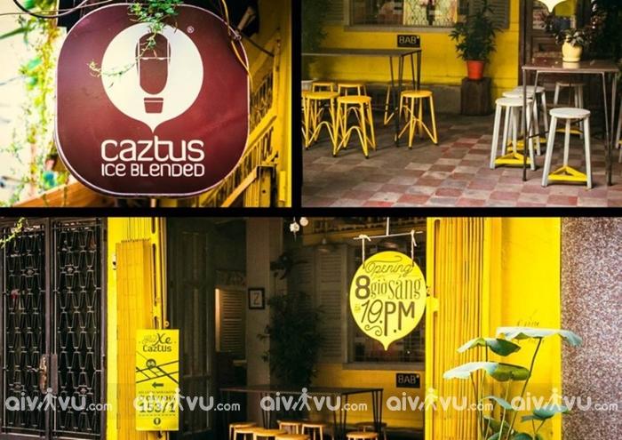 4 quán cafe tông vàng cực xinh tại Sài Gòn