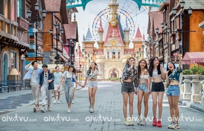 Chơi gì khi đến Vinwonders Phú Quốc?