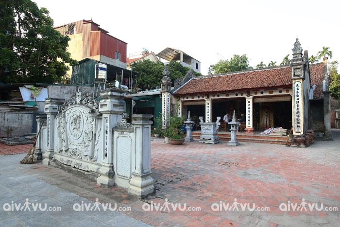 Làng Đông Ngạc ngôi làng cổ trong lòng Hà Nội