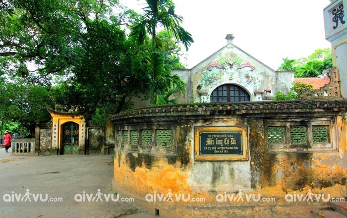 Những ngôi làng cổ Hà Nội - Nơi thời gian ngưng đọng