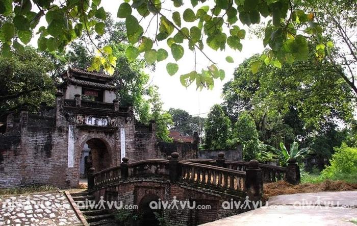 Ước Lễ ngôi làng cổ Hà Nội nổi tiếng với nghề làm giò chả