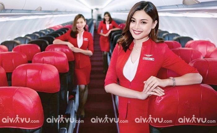Phòng vé Air Asia tại Việt Nam uy tín