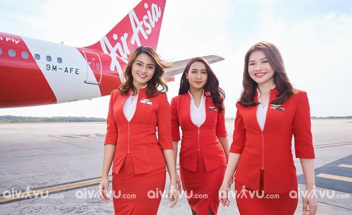 Thông tin về hãng hàng không Air Asia