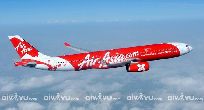 Văn phòng đại diện hãng hàng không Air Asia tại Việt Nam