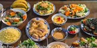 Về làng gốm Bát Tràng thưởng thức bữa cỗ chuẩn Hà Nội xưa