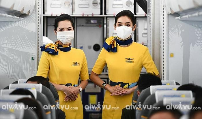 Vietravel Airlines thông báo điều chỉnh tiêu chuẩn dịch vụ trên chuyến bay