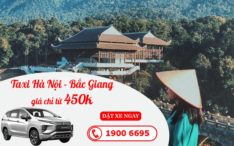 Dịch vụ cho thuê xe taxi đi Bắc Giang giá rẻ