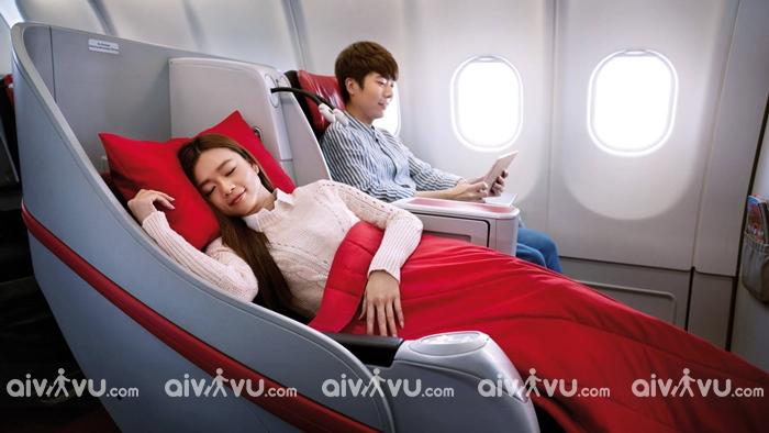 Hạng ghế Air Asia