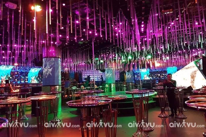 Havana club quán bar sôi động của Nha Trang