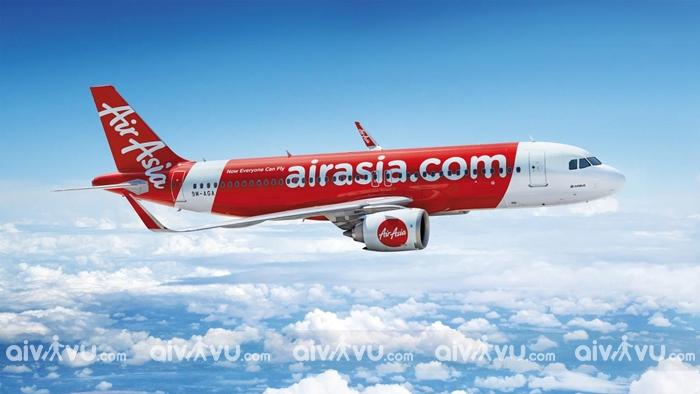 Hướng dẫn đổi tên vé máy bay Air Asia nhanh chóng
