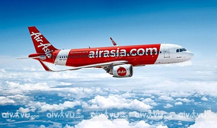 Phí đổi vé máy bay Air Asia bao nhiêu tiền?