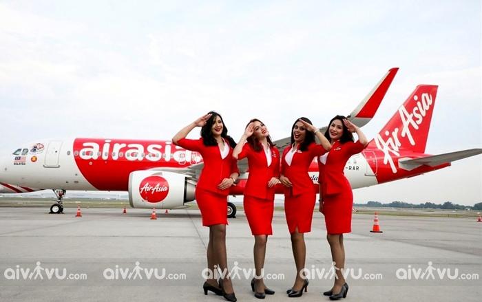 Quy định đổi ngày vé máy bay Air Asia mới nhất