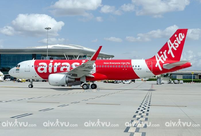 Quy định hoàn đổi vé máy bay Air Asia chi tiết
