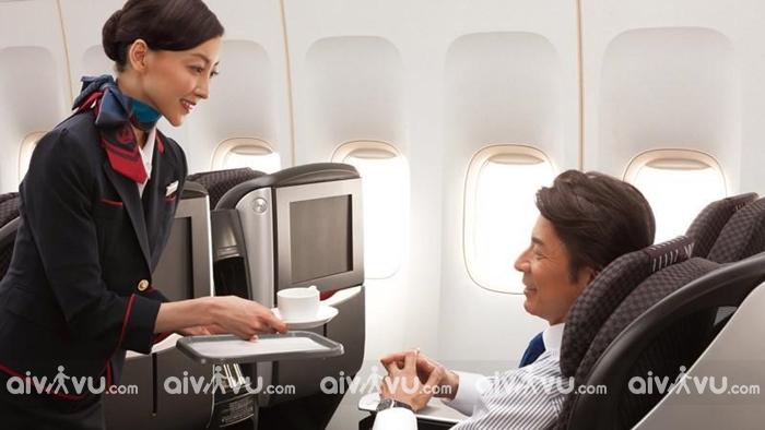 Tìm hiểu hạng ghế và quy định hành lý của Japan Airlines