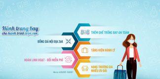 Vietnam Airlines khuyến mãi đồng giá 26.000 VND muôn vàn tiện ích