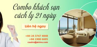 Giá dịch vụ cách ly khách sạn cho khách hồi hương về Việt Nam