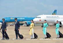 Lịch bay nội địa Vietnam Airlines