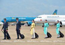 Vietnam Airlines mở lại một số đường bay quốc tế từ tháng 7