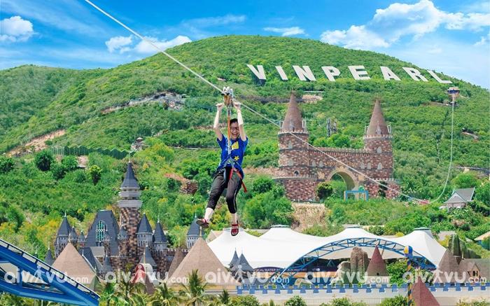 Vinpearl Land địa điểm du lịch nổi tiếng tại Nha Trang