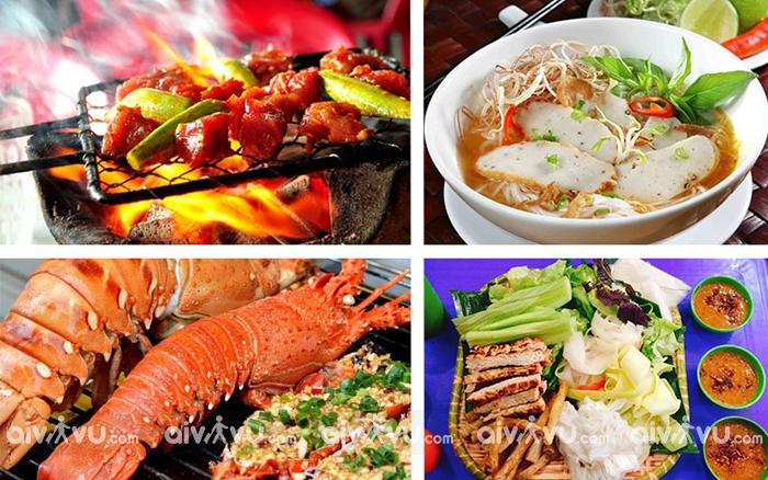 Thưởng thức các món ăn nổi tiếng tại Nha Trang