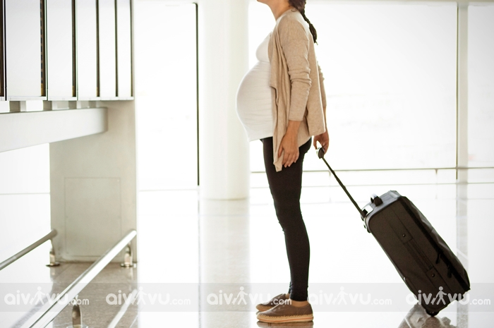 Bà bầu đi máy bay Air Asia cần giấy tờ gì?