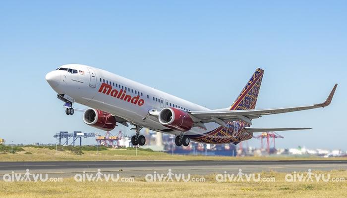 Có được phép đổi tên trên vé máy bay Malindo Air?