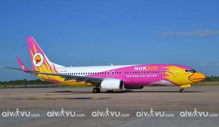Có được phép hoàn đổi vé Nok Air không?