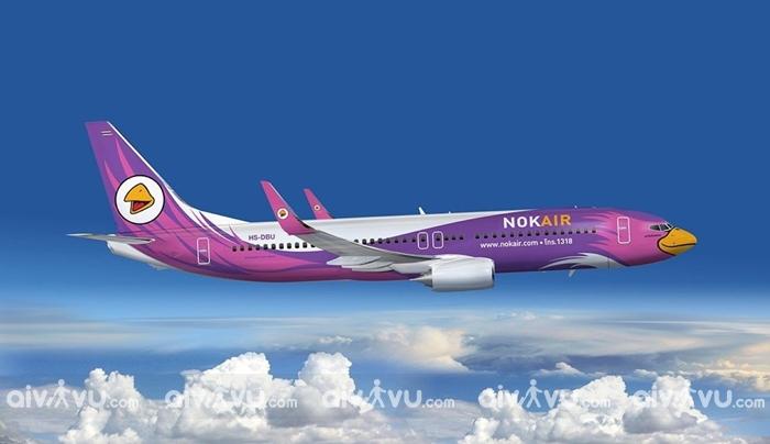 Điều kiện hoàn đổi vé máy bay Nok Air