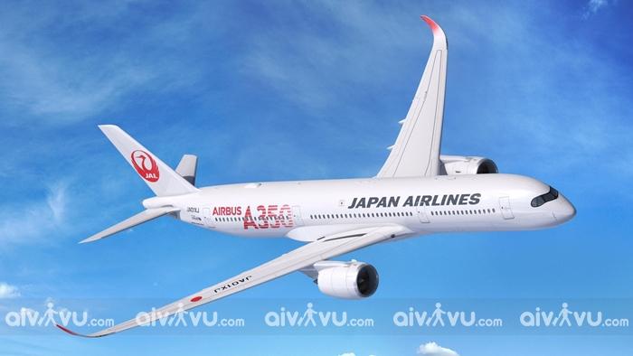 Đội bay của Japan Airlines