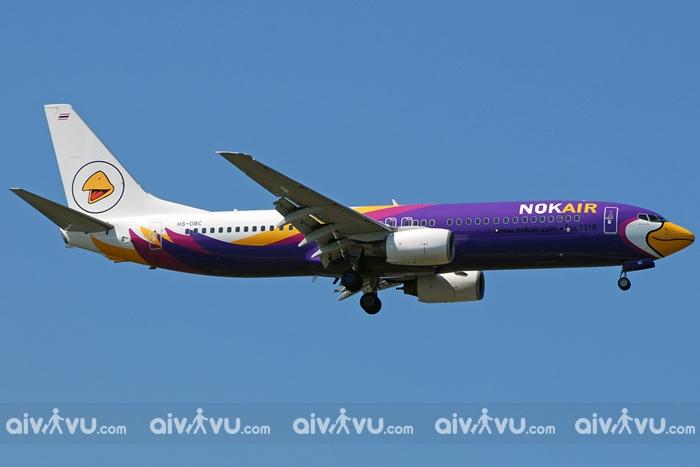 Thông tin về hãng hàng không Nok Air