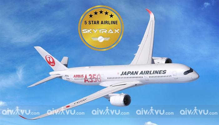 Giới thiệu hãng hàng không Japan Airlines