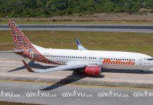 Hướng dẫn đổi tên trên vé máy bay Malindo Air